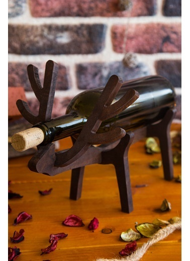 Joy Kitchen  Wıny Geyik Şarap Standı Renkli